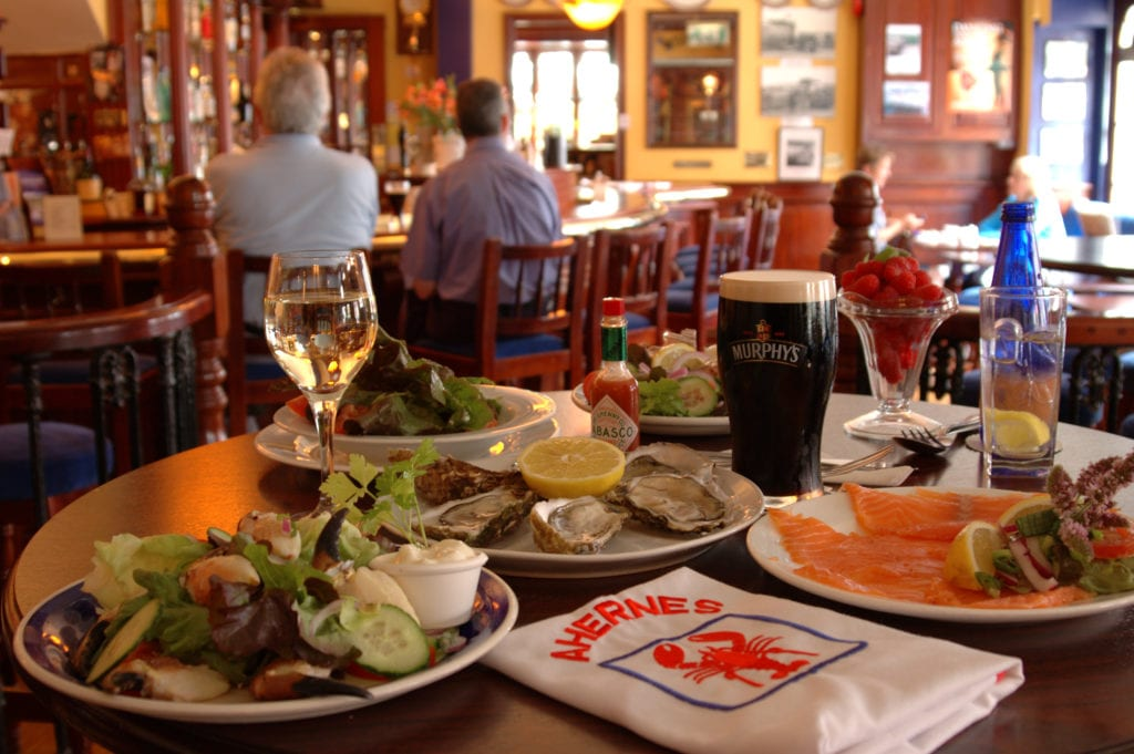 Ahernes Youghal Bar Food | www.ringofcork.ie | Ring of Cork