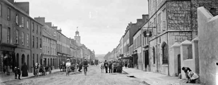 Midleton 1850s | www.ringofcork.ie | Ring of Cork