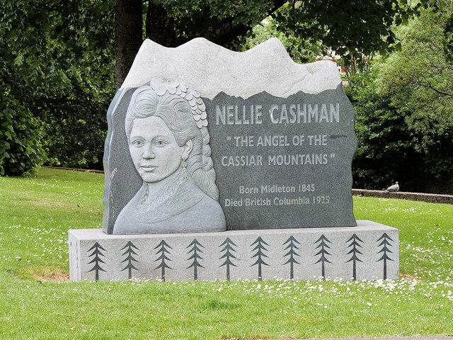 Nellie Cashman Monument | www.ringofcork.ie | Ring of Cork